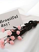 abordables -Fleurs artificielles 1 Une succursale Classique Moderne / Contemporain / Style Simple Fleurs éternelles Fleur de Table