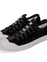 cheap -Men's Suede Summer Comfort Sneakers Black / Brown