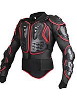 economico -WOSAWE Attrezzo protettivo del motocicloforGiacca di pelle Tutti PVC / Vinile / Licra / EVA Resistente agli urti / Protezione / Facile da indossare