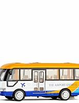Недорогие -Игрушечные машинки Автобус Транспорт Новый дизайн Металлический сплав Детские Для подростков Все Мальчики Девочки Игрушки Подарок 1 pcs