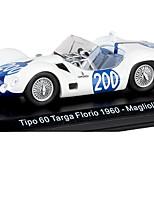 abordables -Coches de juguete Coche de carreras Coche Nuevo diseño Aleación de Metal Todo Niño / Adolescente Regalo 1 pcs