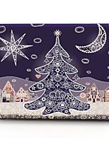 """Недорогие -MacBook Кейс Рождество пластик для Новый MacBook Pro 15"""" / Новый MacBook Pro 13"""" / MacBook Pro, 15 дюймов"""