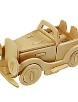 economico -Modellini di legno / Giocattoli di logica e puzzle Auto Scuola / Livello professionale / Stress e ansia di soccorso di legno 1 pcs Per bambini / Teen Tutti Regalo