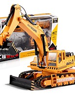 cheap -RC Car 208 8CH 2.4G Car / Excavator 1:16 3 km/h KM/H