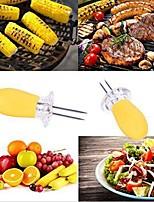 abordables -Herramientas de cocina Acero Inoxidable + Plástico Fiesta / Fácil de llevar Utensilios de cocina De Uso Diario 8pcs