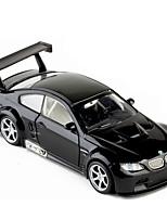 Недорогие -Игрушечные машинки Гоночная машинка Автомобиль Новый дизайн Металлический сплав Все Детские / Для подростков Подарок 1 pcs