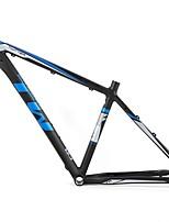 "abordables -BTT Aleación de aluminio 7005 Bicicleta Marco 27.5"" Brillante N / A cm pulgada"