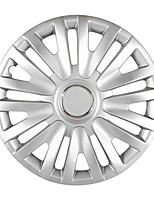 cheap -1 Piece Hub Cap 13 inch Fashion Plastic / Metal Wheel CoversForuniversal General Motors All years