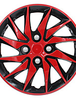 cheap -1 Piece Hub Cap 14 inch Business Plastic Wheel CoversForuniversal All years