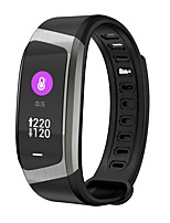 cheap -Smart Bracelet YY-E18 for Android 4.3 and above / iOS 7 and above Touch Screen / Heart Rate Monitor / Calories Burned Pedometer / Activity Tracker / Sleep Tracker