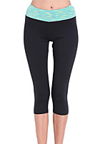 abordables -Mujer Deportivo Legging - camuflaje Alta cintura