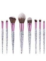 preiswerte -1 Stück Makeup Bürsten Professional Bürsten-Satz- / Rouge Pinsel / Lidschatten Pinsel Nylonfaser / Naturfaser Umweltfreundlich / Professionell / Weich Plastik