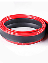cheap -2.5 m Car Bumper Strip for Car Bumpers External Common Rubber For Volkswagen All years Touran / Touareg / Tiguan