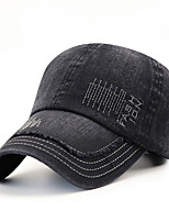 cheap -Men's Vintage / Work Baseball Cap - Striped
