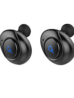 cheap -Fineblue TWS-W8 In Ear Wireless Headphones Earphone Acryic / Polyester Sport & Fitness Earphone with Microphone / With Charging Box / Comfy Headset