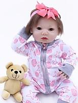 economico -OtardDolls Bambole Reborn Bambine 16 pollice realistico, Chiodi con punta e sigillati, Occhi marroni di impianto artificiale Per bambino Da ragazza Regalo