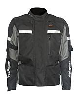 economico -RidingTribe JK-48 Abbigliamento moto Giacca di pelleforPer uomo Oxford / Poliestere Per tutte le stagioni Impermeabile / Riflettente