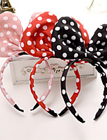 "cheap -Headbands / Decorations Hair Accessories Cloth Demin Wigs Accessories Girls' 1pcs pcs 9 7/8"" (25 cm) cm Halloween / Vacation Stylish / Modern Fashionable Design / Classic / Adorable"