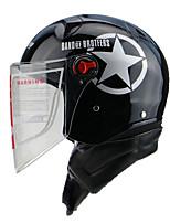 economico -SENHU SH-975 Mezzo casco Adulto Unisex Casco del motociclo Antinebbia / Solidità / Resistente agli urti