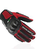 abordables -Madbike Doigt complet Unisexe Gants de moto Tissu Oxford / Matériel mixte Ecran tactile / Respirable / Antiusure