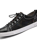 economico -Per uomo Scarpe Di corda Estate Comoda Sneakers Nero / Bianco / nero