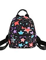 cheap -Women's Bags PU(Polyurethane) Backpack Zipper Black / Blushing Pink / Gray