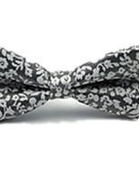 cheap -Unisex Party / Basic Necktie - Floral / Color Block Daisy, Bow