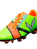 Недорогие -Мальчики Обувь Резина Осень Удобная обувь Спортивная обувь Voetbal для Дети Оранжевый / Зеленый / Синий