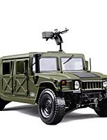 Недорогие -Игрушечные машинки Военная техника Транспорт Вид на город / Cool / утонченный Металл Все Для подростков Подарок 1 pcs