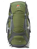 abordables -50+5 L Sacs à Dos - Humidité, Vestimentaire, Respirabilité Extérieur Camping, Voyage Nylon Jaune, Vert, Bleu