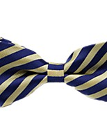 cheap -Unisex Work / Basic Bow Tie - Striped / Color Block Bow