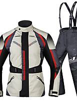 """Недорогие -DUHAN D-206 Одежда для мотоциклов Комплект брюкforМуж. Ткань """"Оксфорд"""" / Полиэфир / полиамид Все сезоны Водонепроницаемый / Износостойкий / Защита"""