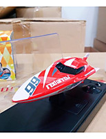 cheap -RC Boat 3312M Plastic Shell Channels KM/H