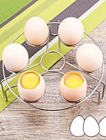 billiga -Köksredskap Rostfri Snabbhet Monteringsjärn Vardagsanvändning / Egg 1st