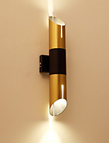 cheap -Retro / Vintage / Novelty Wall Lamps & Sconces Dining Room / Indoor / Shops / Cafes Metal Wall Light IP44 220-240V 40 W