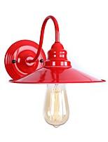 preiswerte -Ministil / Neues Design Modern / Zeitgenössisch / Landhaus Stil Wandlampen Wohnzimmer / Esszimmer / Shops / Cafés Metall Wandleuchte 110-120V / 220-240V 40 W