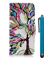 cheap -Case For Huawei P20 Pro / P20 lite Wallet / Card Holder / with Stand Full Body Cases Tree Hard PU Leather for Huawei P20 / Huawei P20 Pro / Huawei P20 lite