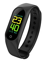 cheap -Smart Bracelet Smartwatch YY-CPM3 for Android 4.3 and above / iOS 7 and above Heart Rate Monitor / Waterproof / Calories Burned / Long Standby / Touch Screen Pedometer / Call Reminder / Activity