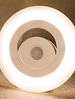 abordables -1pc Luz de noche LED Blanco Dibujos animados 5 V