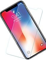 cheap -Screen Protector for Apple iPhone X Tempered Glass 1 pc Front Screen Protector 9H Hardness / Explosion Proof