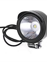 Недорогие -Lights Maker 1 шт. Мотоцикл Лампы 10 W SMD LED 800 lm 1 Светодиодная лампа Мотоцикл / Внешние осветительные приборы For Мотоциклы Универсальный Все года / Универсальный