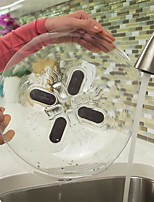Недорогие -Кухонные принадлежности Пластик Для микроволновой печи / Творческая кухня Гаджет Продовольственные обложки Повседневное использование 1шт