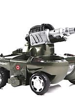 Недорогие -Машинка на радиоуправлении 24883A 10.2 CM 2.4G танк 10 km/h КМ / Ч