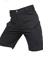 cheap -Men's Hiking Shorts Outdoor Fast Dry, Quick Dry, Wearable Shorts / Bottoms Hiking / Outdoor Exercise / Multisport