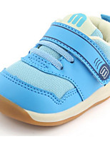 cheap -Girls' Shoes Mesh Spring &  Fall Comfort Sneakers Magic Tape for Toddler Blue / Pink
