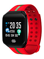 cheap -Smartwatch z66s for Android iOS Bluetooth Waterproof Heart Rate Monitor Blood Pressure Measurement Touch Screen Calories Burned Pedometer Call Reminder Activity Tracker Sleep Tracker / Long Standby