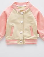 cheap -Toddler Girls' Active Print Long Sleeve Cotton Suit & Blazer