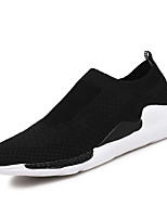 cheap -Men's Mesh Spring Comfort Sneakers Dark Blue / Gray / Black / White