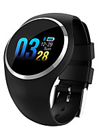 cheap -Smartwatch Q1 for iOS / Android Heart Rate Monitor / Waterproof / Blood Pressure Measurement / Calories Burned / Exercise Record Pedometer / Call Reminder / Sleep Tracker / Sedentary Reminder / Alarm