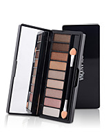 cheap -7 Eyeshadow Palette / Eye Shadow Eye / Cosmetic / EyeShadow N / A / Women / Youth Waterproof Daily Makeup / Halloween Makeup / Party Makeup Makeup Cosmetic / Shimmer